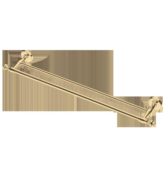 Porta-Toalha-Duplo-Ouro-Real